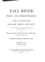 Fall River and Its Industries PDF