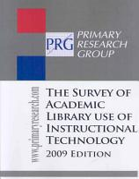 Survey of Academic Library Use of Instructional Technology PDF