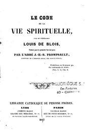 Le code de la vie spirituelle
