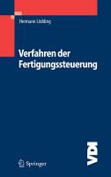 Verfahren der Fertigungssteuerung PDF