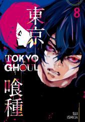 Tokyo Ghoul: Volume 8