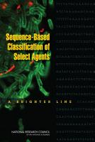 Sequence Based Classification of Select Agents PDF