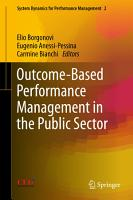 Outcome Based Performance Management in the Public Sector PDF