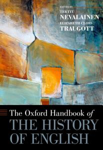 The Oxford Handbook of the History of English Book