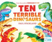 Ten Terrible Dinosaurs
