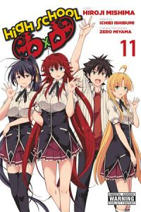 High School DxD, Issue 11
