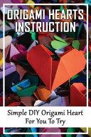 Origami Hearts Instruction