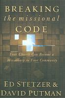 Breaking the Missional Code PDF