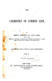 The Chemistry of Common Life Book
