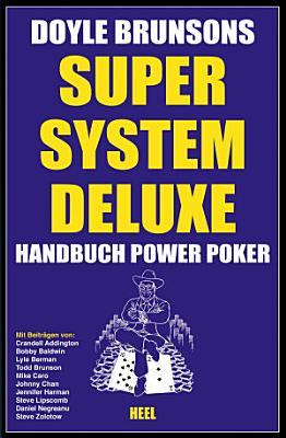 Super System Deluxe Handbuch Power Poker