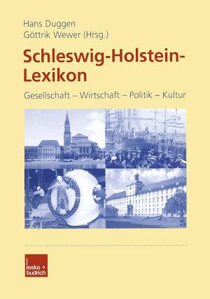 Schleswig Holstein Lexikon PDF