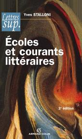 Écoles et courants littéraires