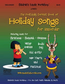 The Politically Correct Book of Holiday Songs for Recorder PDF