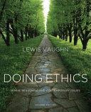 Doing Ethics PDF