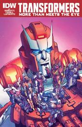 Transformers: More Than Meets the Eye #40