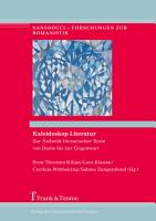 Kaleidoskop Literatur PDF