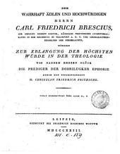 Bemerkungen über Jacob ii., x