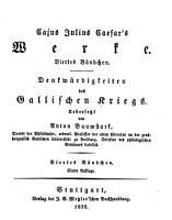 Cajus Julius Caesar s Werke PDF