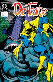 Doctor Fate (1988-) #3