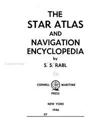 The Star Atlas and Navigation Encyclopedia PDF