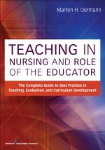Teaching in Nursing and Role of the Educator