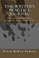 The Writer s Practice Journal