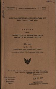 National Defense Authorization Act for Fiscal Year 1995 PDF