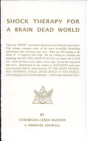 Shock Therapy for a Brain Dead World PDF