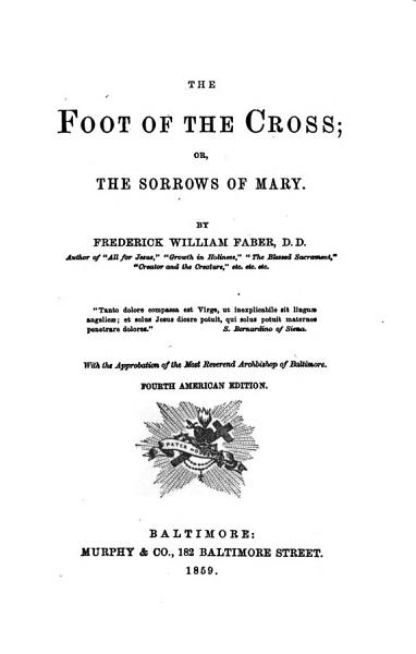 Download The Foot of the Cross Book