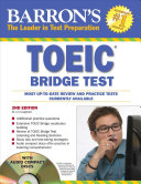 Barron s TOEIC Bridge Test with Audio CDs PDF