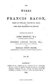 Philosophical Works ; 2: Volume 3