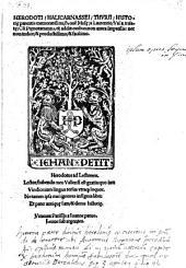 Novem Musae, a Laurentio, Valla, tralatae, Cum Prenotamentis, et additionibus (Isocratis oratio de laudibus Helenae e Graeco in Lat. trad.)