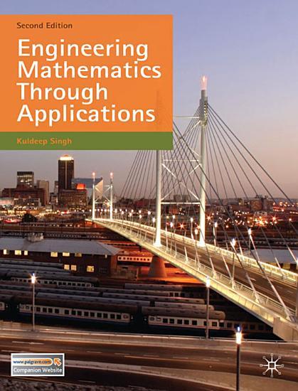 Engineering Mathematics Through Applications PDF