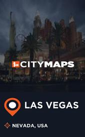 City Maps Las Vegas Nevada, USA