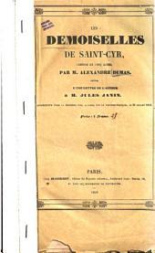 Les demoiselles de Saint-Cyr: comédie en cinq actes