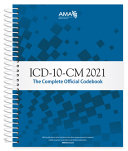 ICD 10 CM 2021  The Complete Official Codebook with Guidelines