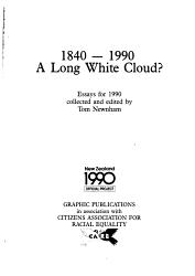 1840 1990 A Long White Cloud  Book PDF