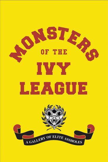 Monsters of the Ivy League PDF