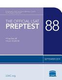 The Official LSAT PrepTest 88