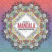 Mandala Coloring Book for Grown-Ups 1