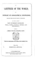 A Gazetteer of the World  Derrygate Hensall PDF
