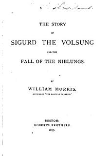 The Story of Sigurd the Volsung and the Fall of the Niblungs Book