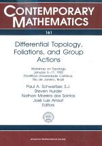 Differential Topology, Foliations, and Group Actions