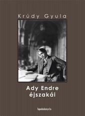 Ady Endre éjszakái
