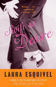 Swift as Desire Book
