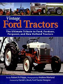 Vintage Ford Tractors Book