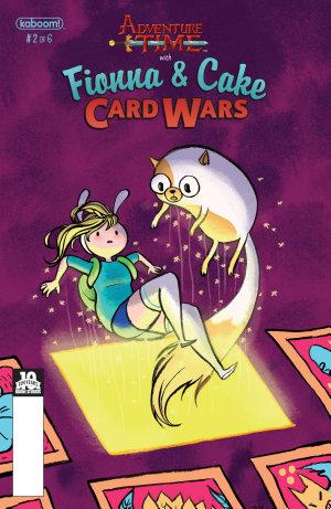 Adventure Time  Fionna   Cake Card Wars  2
