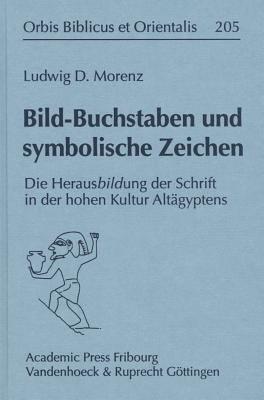 Bild Buchstaben und symbolische Zeichen PDF