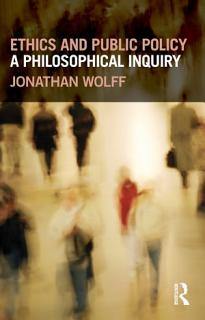 Ethics and Public Policy Book