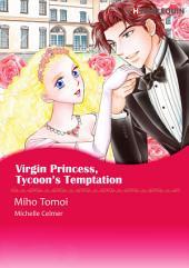 Virgin Princess, Tycoon's Temptation: Harlequin Comics